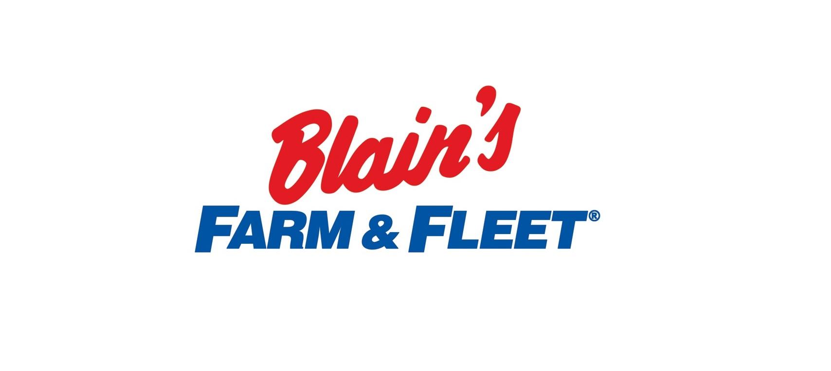Blain's farm & Fleet discount code