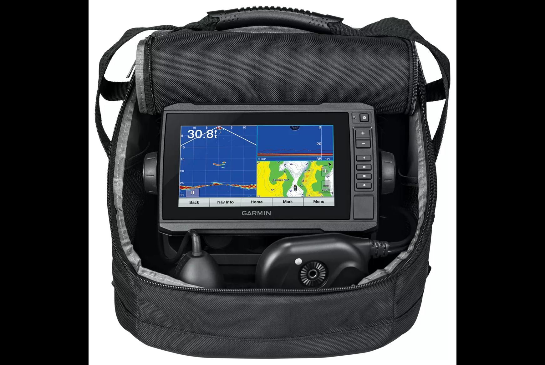 Garmin Panoptix ECHOMAP Plus 73cv Ice Fishing Bundle – Only $1,499.97