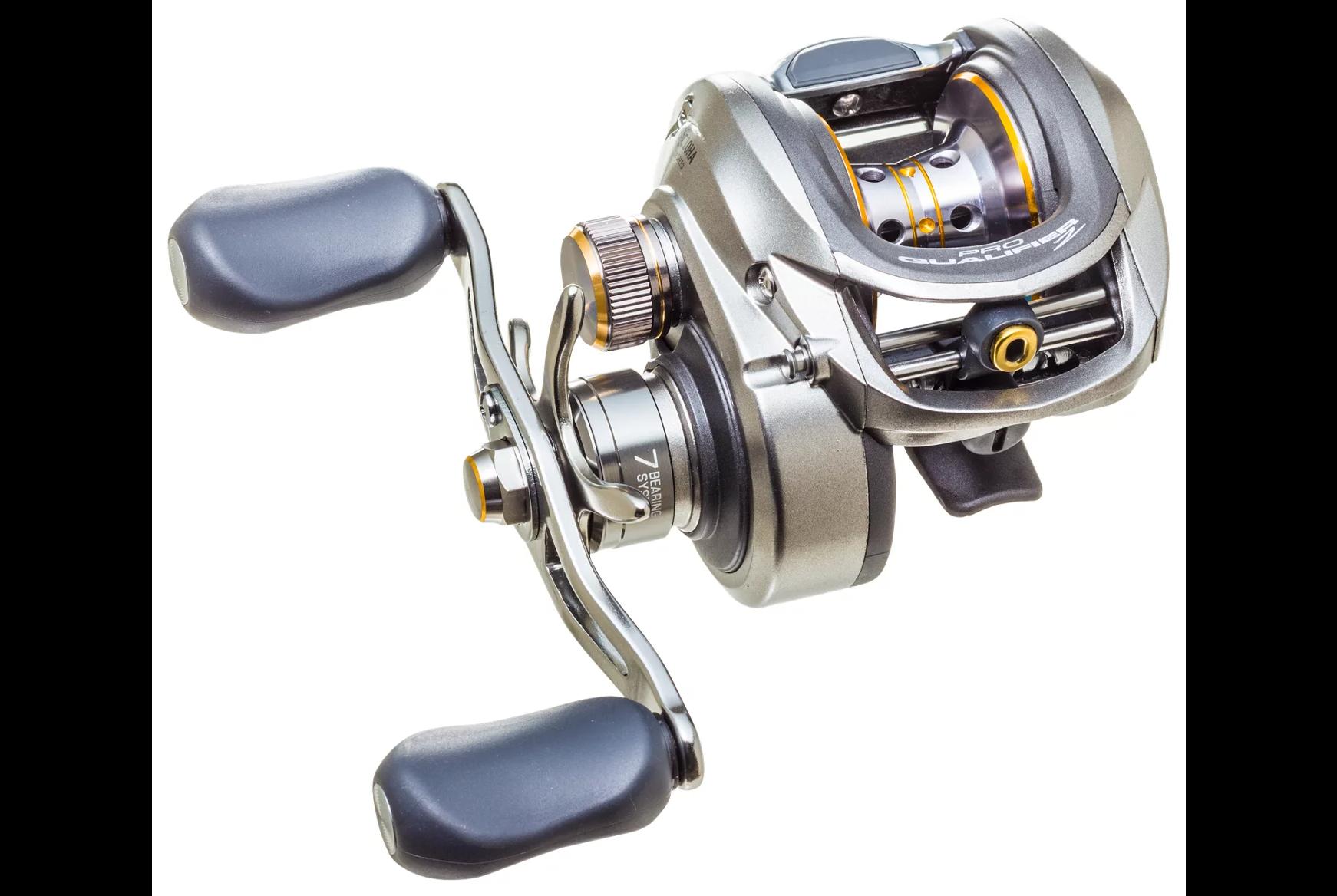 Bass Pro Shops Pro Qualifier 2 Baitcast Reel – Only $79.97