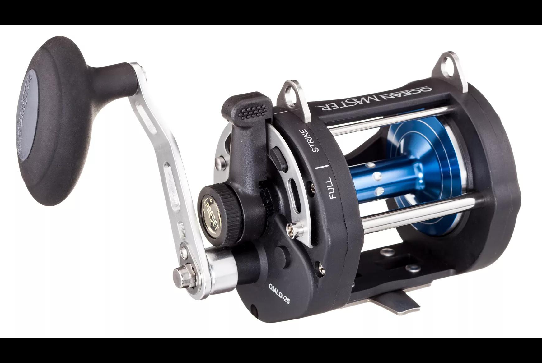 Offshore Angler Ocean Master Lever Drag Reel  – $79.97