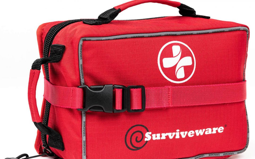 Surviveware First-Aid Kits – 10% Off Coupon Code