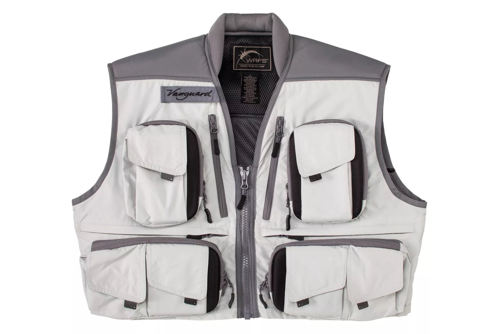 White River Fly Shop Vanguard Fly Vest – $79.97