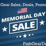 best memorial day sale on fishing gear